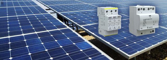 Seminario de protección contra sobretensiones en instalaciones Fotovoltaicas