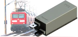 Dispositivos de limitación de tensión para redes de tren, tranvía y metro