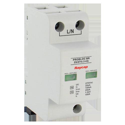 SafeTec B(R) 12.5kA/xxx TCG / SafeTube B 50