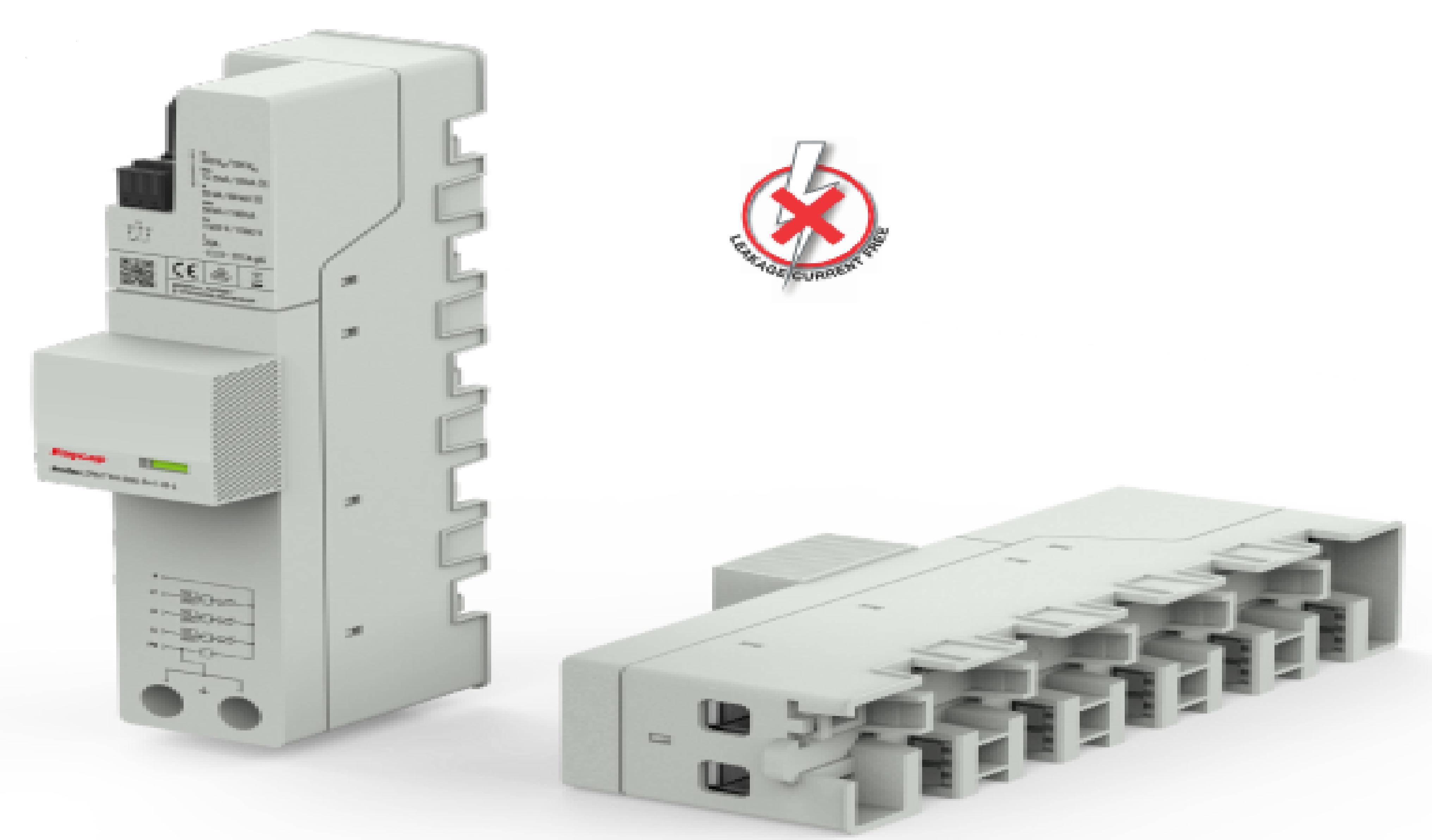 ProTec ZPS T1H. Sin corriente de fugas. Iimp = 12.5kA. Para Sistemas Busbar de 40mm