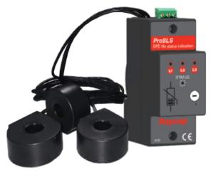 Monitor del estado de desgaste de la protección ProSLS (Alimentado por baterías).