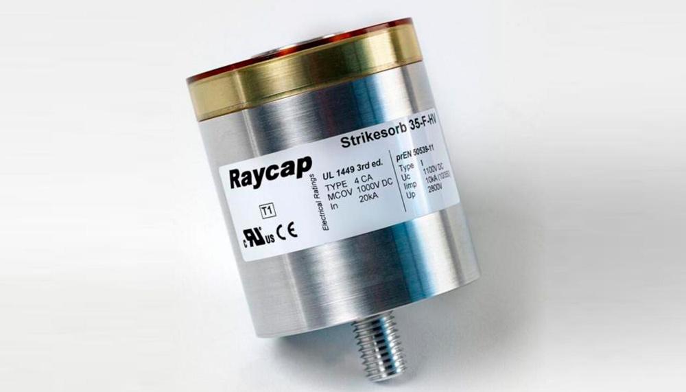 Protectores de sobretensión para instalaciones fotovoltaicas y sistemas de baterías (DC) de hasta 1500 V